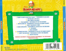 handy manny disney songs reviews credits allmusic