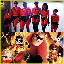 Halloween Costumes Incredibles Cast U0027black Ish U0027 Incredibles Halloween