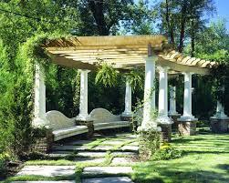 Diy Pergola Ideas by Simple Pergola Plans Home Decor Collections