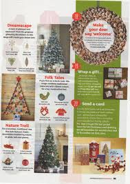 Sainsbury S Christmas Cake Decorations sainsbury u0027s christmas magazine 2014 25 day countdown to christmas