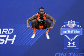 Nfl Combine Wr Bench Press Five Players Who Boosted Their Stock At The Nfl Combine Usa