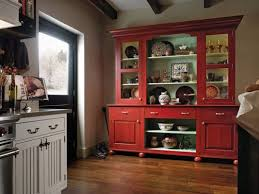 Red Kitchen White Cabinets 53 Best Red Country Kitchen Images On Pinterest Dream Kitchens