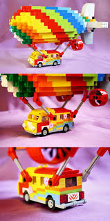 camper van lego 54 best lego mini volkswagen t1 camper van images on pinterest