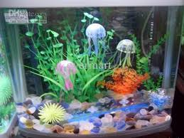 aquarium decorations software jellyfish small size available 3