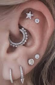 these 30 ear piercing ideas mybodiart