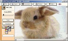 cross stitch pattern design software haftix cross stitch pattern design software photo to chart