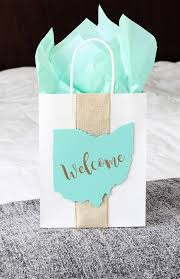 gift bags for wedding diy wedding guest gift bags essentials lydi out loud