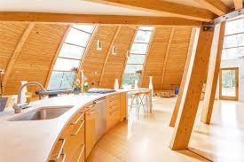 Eco Friendly Interior Design Eco Friendly Rotating Dome Country Retreat Idesignarch