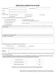 corrective action plan template 2 free templates in pdf word