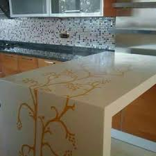 corian material corian acrylic solid surface at rs 700 square corian