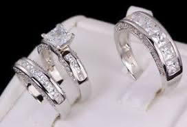 his and hers matching wedding rings his and hers matching wedding bands ebay