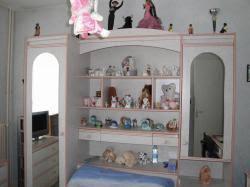 chambre pont enfant lit pont enfant finest tables de chevet design amnagement chambre