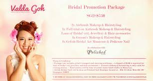 bridal makeup package valda goh hairstylist makeup artist highlights a 2014 recap