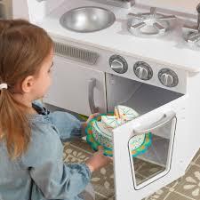 vintage play kitchen white