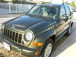 2006 green jeep liberty purchase used 2006 jeep liberty 65th anniversary edition sport