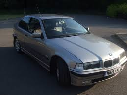 my first bmw 318ti compact what u think