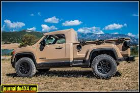 jeep pickup comanche jeep comanche pick up journal du 4x4