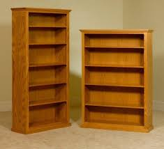 Bookshelves Furniture by Charming Classic Oak Design Oak Bookcases For Your Home Or Office