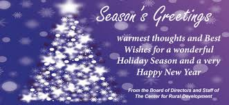 warmest thoughts and best wishes for a wonderful season and