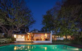 M And M Landscaping by The Shaarman House By Richard Neutra Asks 8m And Is Worth It