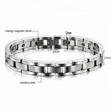 titanium steel bracelet images Youniq magnetic titanium steel silver end 3 7 2019 9 15 am jpg