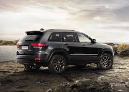 cherokee jeep 2016 black jeep grand cherokee wk2 75th anniversary edition jeeps