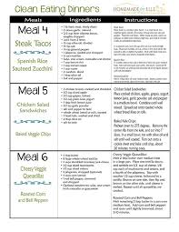 best 25 clean eating plans ideas on pinterest healthy eating