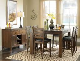 Tall Dining Room Sets by Eagleville 5346 36 Counter Height Dining Table W Options