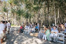 island wedding photographers kinfisher bay resort fraser island wedding coast