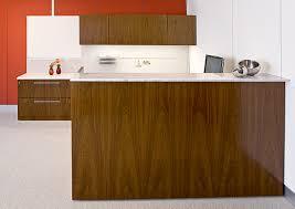 Black Salon Reception Desk National Waveworks Reception Desk U2013 Valeria Furniture