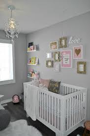 chambre bebe grise chambre bébé fille en gris et 27 belles idées à partager