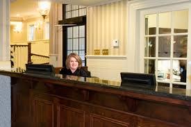 Accessible Reception Desk Brenan U0027s Funeral Homes U0026 Crematorium