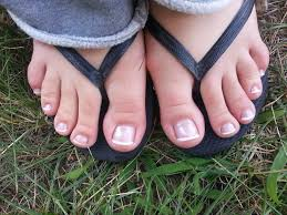 all toes french manicure with cotton candy pink yelp