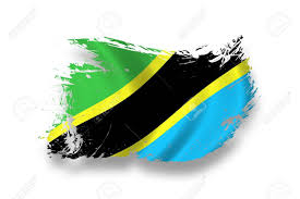 Tanzinia Flag Flag Of Tanzania Stock Photo Picture And Royalty Free Image