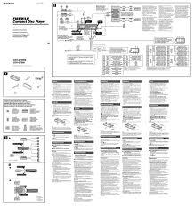 sony xplod amplifier wiring diagram kicker l7 4 ohm picturesque