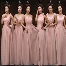 cheap pink bridesmaid dresses blush pink bridesmaid gown pretty bridesmaid dresses blush pink
