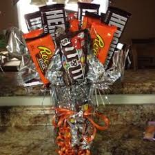 Top 20 Candy Bars Chocolate Bouquets For My Sweets Just Use Flower Arrangement Foam