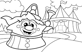 domo coloring pages clip art library