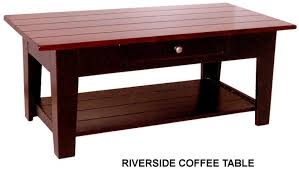 Riverside Coffee Table Occasional Tables Markham Canadian Solid Wood