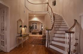 Entry Foyer by Entry Foyer Stairs Courtland Building Company Inc