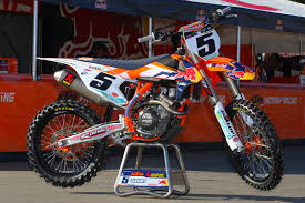 motocross bikes dungey first look 2015 bikes of supercross motocross pictures