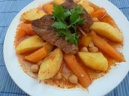 de cuisine orientale recette daube à l orientale cuisinez daube à l orientale