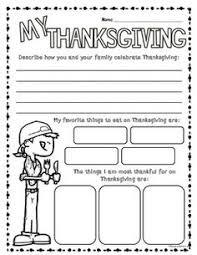 thanksgiving informational writing thanksgiving and social studies
