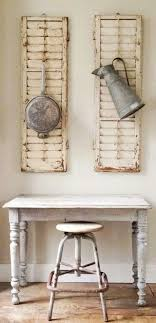vintage window shutters repurpose tip junkie 56 best shutters images on pinterest home ideas shutter blinds