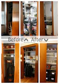 before and after home office organization office organisation
