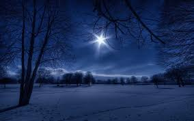 winter nature wallpapers nature wallpaper hd winter night wallpaper background at