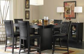 table enchanting dining room design with rectangular table and
