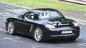 porsche boxster facelift porsche boxster facelift set to spawn an rs variant motor1 com