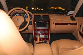 maserati granturismo coupe interior 2005 maserati quattroporte information and photos zombiedrive