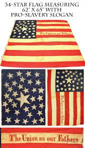 Star Flags Great Civil War Historical Items For Sale